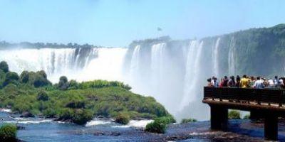 Stars On Tour in South America Day 3 - Iguazu Falls