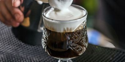 Irish Coffee Magic
