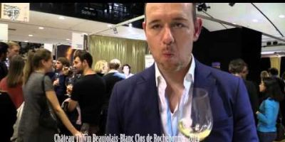 TLTV #101 English: Château Thivin - Le Grand Tasting Paris