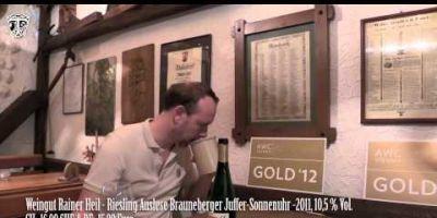 TLTV #57 Deutsch: Weingut Rainer Heil Teil 4 Traubenliebe TV Weinverkostung