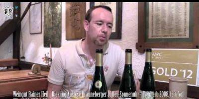 TLTV #56 Deutsch: Weingut Rainer Heil Teil 3 Traubenliebe TV Weinverkostung
