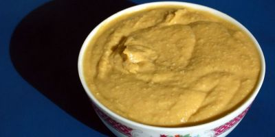 Smokey Curry Hummus