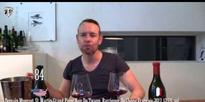 TLTV #40 Deutsch: Domaine Muerset Pinot Noir USA vs. France