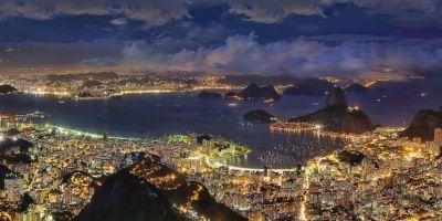 Stars On Tour in South America Day 1 - Rio De Janeiro