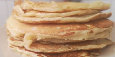 American Pancakes with a Twist for 4 people