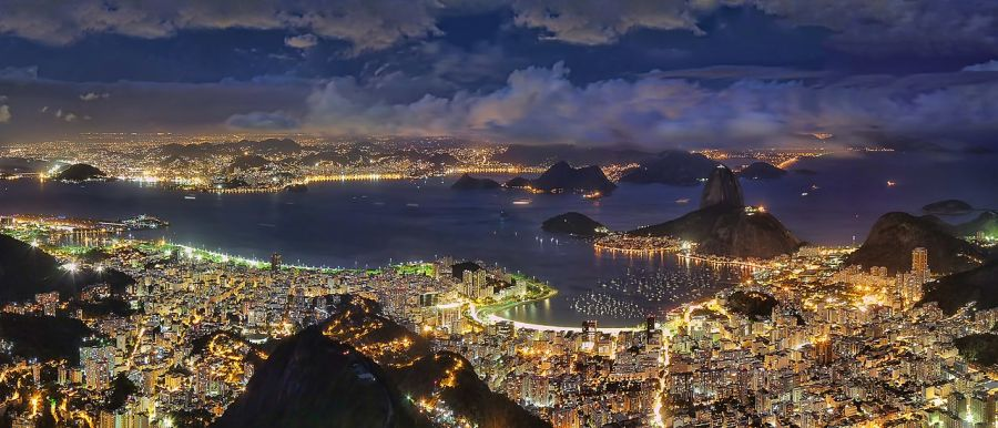 Stars On Tour in South America Day 2 - Rio de Janeiro